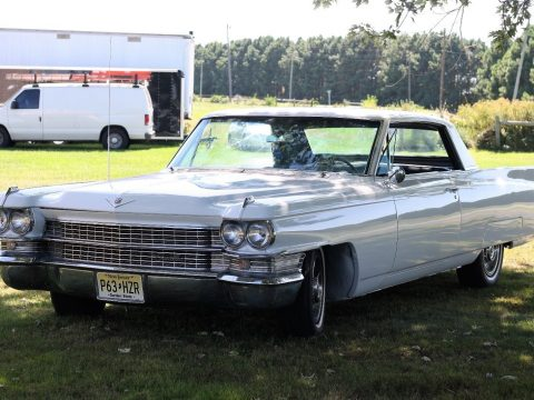 very smooth 1963 Cadillac Coupe DeVille for sale