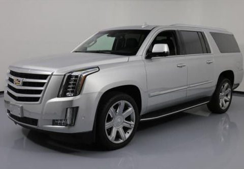 NICE 2017 Cadillac Escalade for sale
