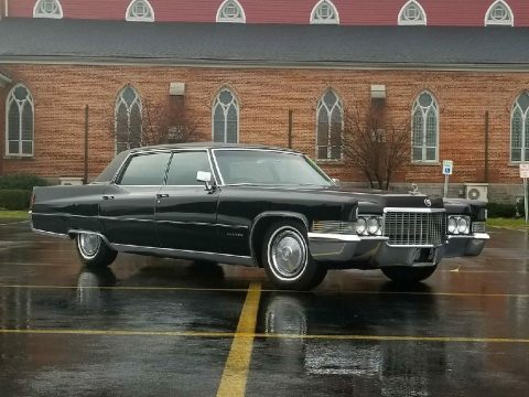 RARE 1970 Cadillac Fleetwood Brougham for sale