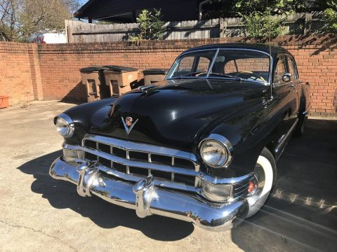 Restored 1949 Cadillac Series 62 for sale