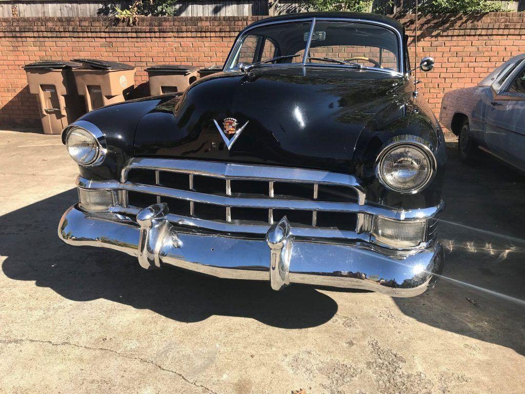 Restored 1949 Cadillac Series 62