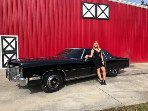 1972 Cadillac Eldorado in Excellent Condition for sale