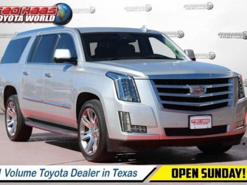 AMAZING 2015 Cadillac Escalade Premium for sale