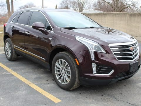2017 Cadillac XT5 FWD 4dr Premium Luxury for sale