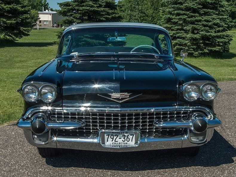 BEAUTIFUL 1958 Cadillac Deville