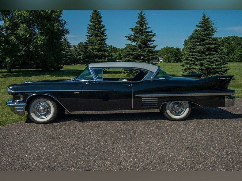 BEAUTIFUL 1958 Cadillac Deville