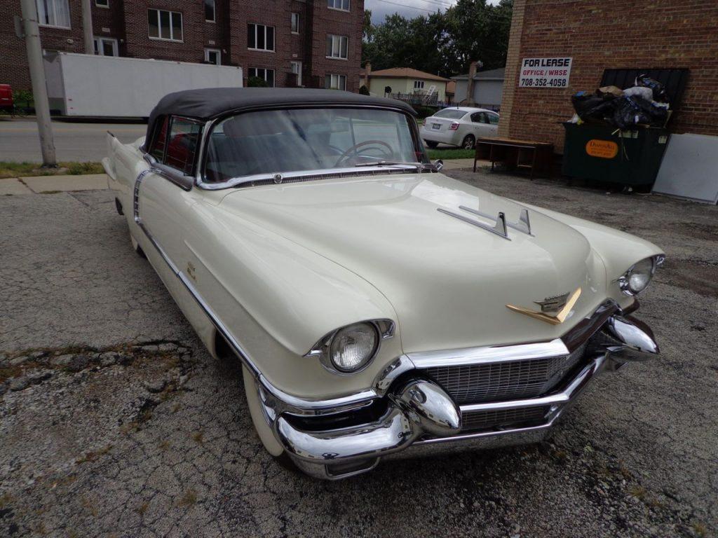 NICE 1956 Cadillac Eldorado
