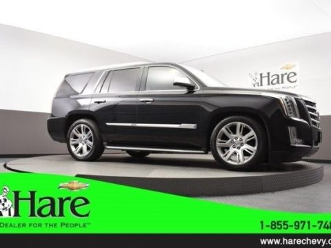 AMAZING 2015 Cadillac Escalade Luxury for sale