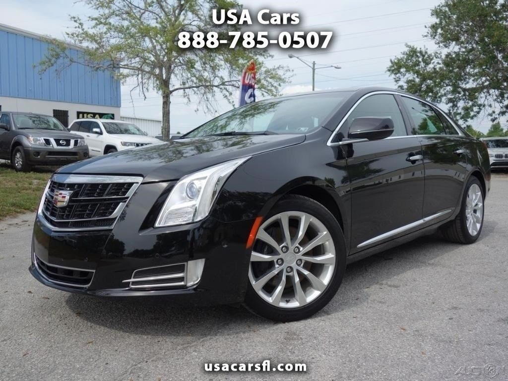 AMAZING 2017 Cadillac XTS Luxury