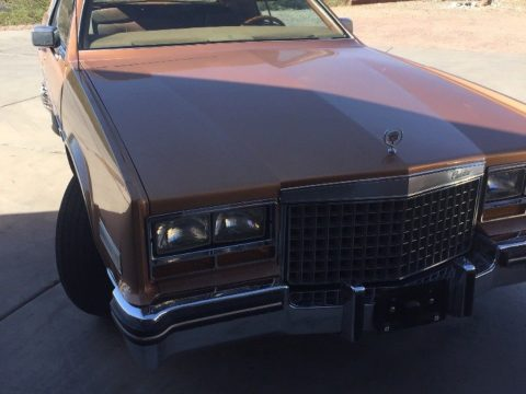 BEAUTIFUL 1980 Cadillac Eldorado for sale
