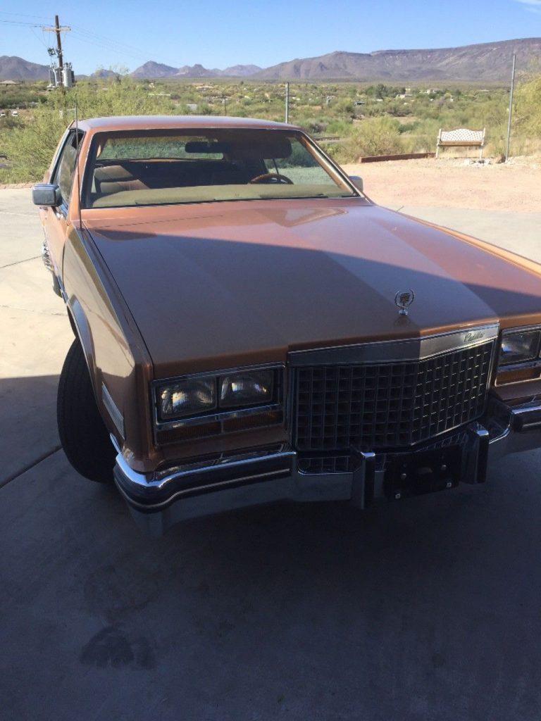 BEAUTIFUL 1980 Cadillac Eldorado