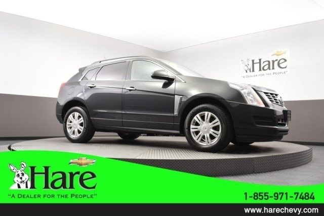 BEAUTIFUL 2015 Cadillac SRX