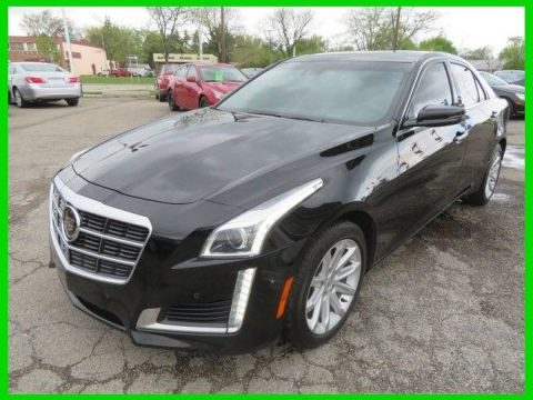 GREAT 2014 Cadillac CTS Premium AWD for sale