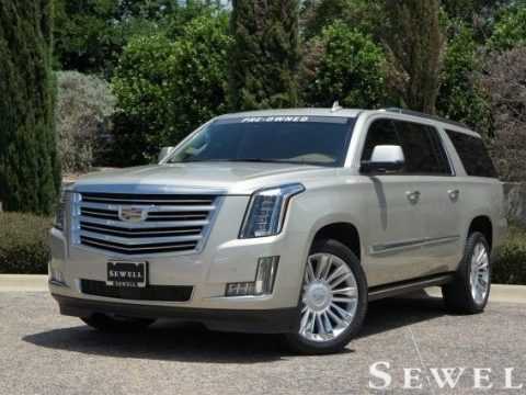 GREAT 2015 Cadillac Escalade Platinum for sale