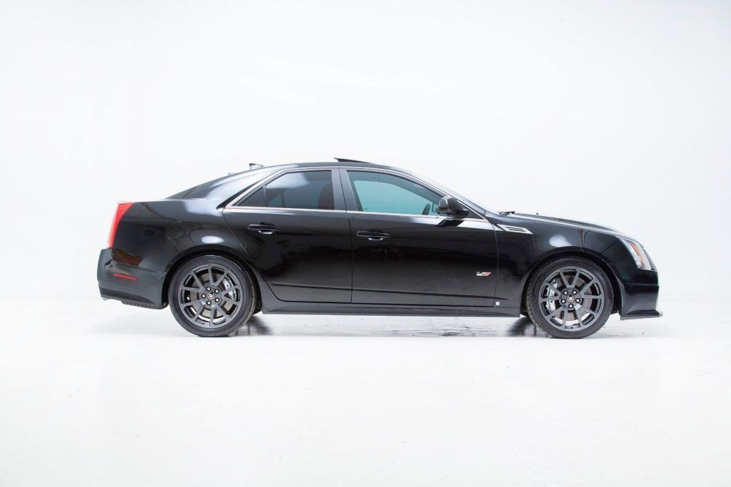 2009 Cadillac CTS – Supercharged!