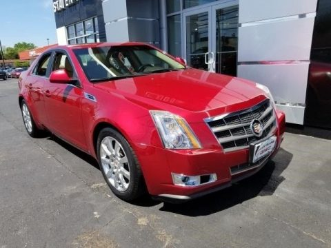 AMAZING 2009 Cadillac CTS for sale