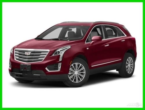 BEAUTIFUL 2017 Cadillac XT5 Luxury AWD
