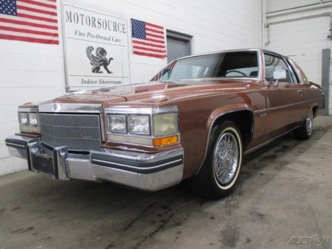NICE 1983 Cadillac DeVille for sale
