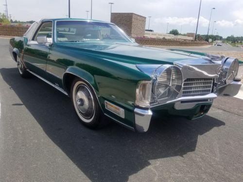 George Barris 1970 Cadillac Eldorado Del Cavallero custom