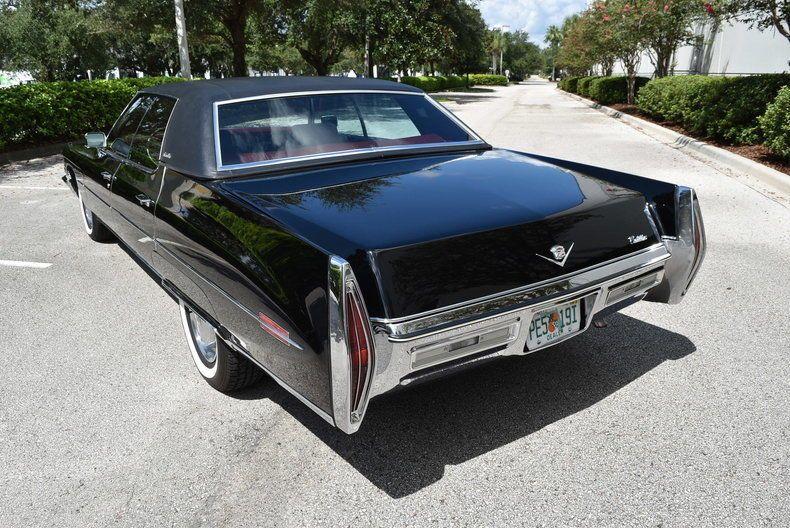 very clean 1972 Cadillac Sedan DeVille