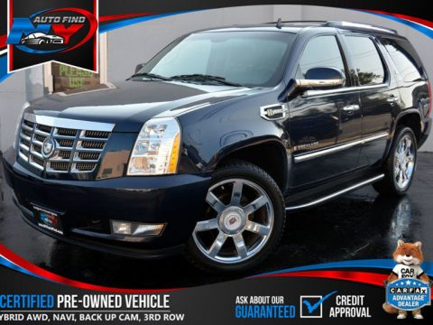 2009 Cadillac Escalade Hybrid 4WD 3RD ROW Leather Sunroof Navigation BACK for sale