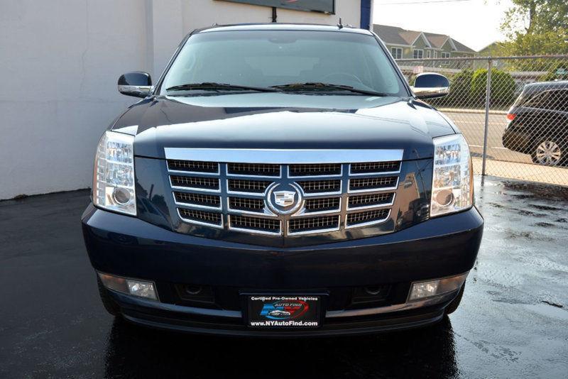 2009 Cadillac Escalade Hybrid 4WD 3RD ROW Leather Sunroof Navigation BACK