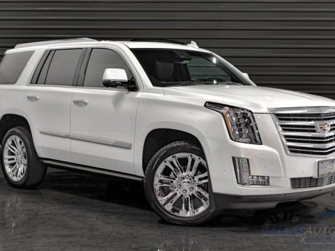 2017 Cadillac Escalade 4WD Platinum for sale
