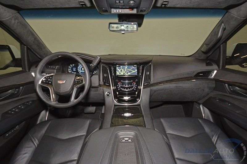 2017 Cadillac Escalade 4WD Platinum