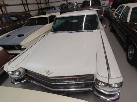 AWESOME 1963 Cadillac Deville for sale