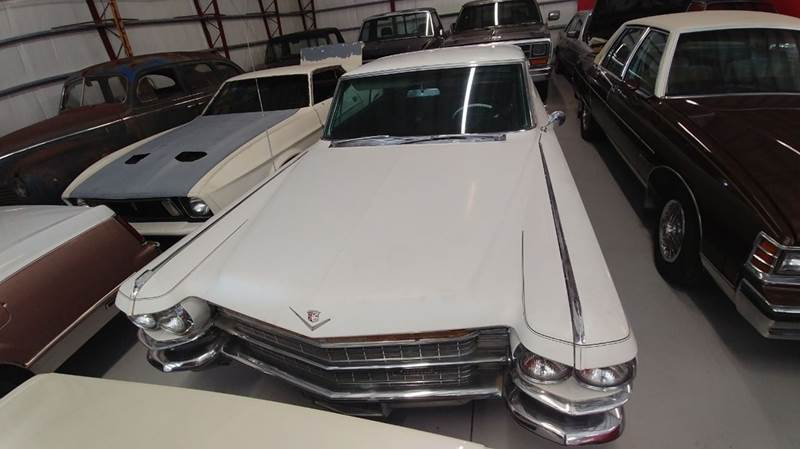 AWESOME 1963 Cadillac Deville