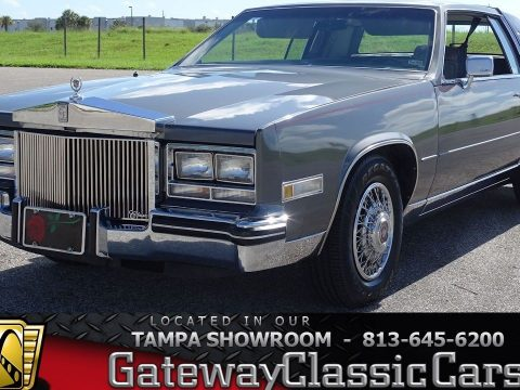 SHARP 1985 Cadillac Eldorado for sale