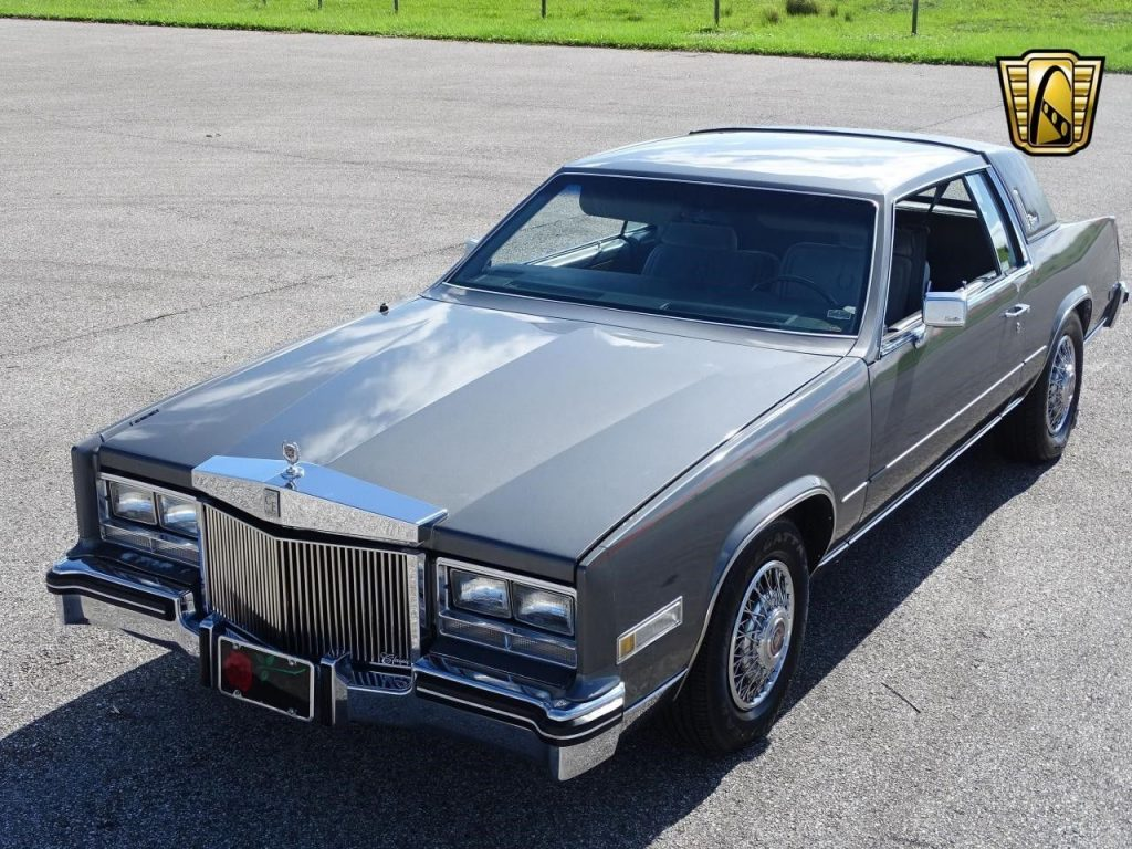 SHARP 1985 Cadillac Eldorado